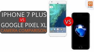 Download Google Pixel XL vs Apple iPhone 7 Plus camera comparison: is the Pixel really better Video