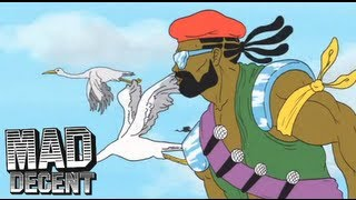 Download Major Lazer - 'Get Free' feat. Amber (of Dirty Projectors) OFFICIAL LYRIC VIDEO + HQ AUDIO Video