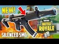 Download NEW SILENCED SMG!! (Fortnite Battle Royale) Video