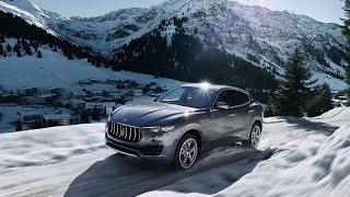 Download 2017 Maserati Levante : First Drive Video