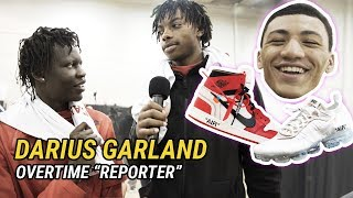 "Download ""How Many Girlfriends Do You Have?"" Darius Garland Has NO CHILL With McDonald's All American 😂 Video"