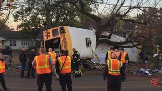 Download Multiple Children Reportedly Among the Dead in Horrific School Bus Crash Video