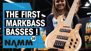 Download Markbass NAMM 2020 | New basses, pickups and strings | Thomann Video