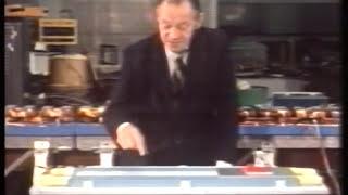 Download Professor Eric Laithwaite: Magnetic River 1975 Video
