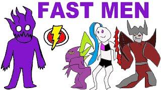 Download FAST MEN Video
