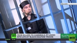Download RT EXCLUSIVE: Inside 'Black Dolphin' high security prison for the toughest criminals Video