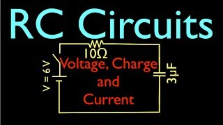 Download RC Circuit Analysis (1 of 8) Voltage and Current Video