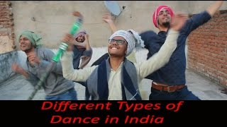Download Different Types of Dance in India | Risky Vines Video