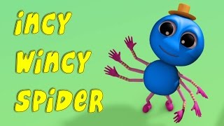 Download Luke & Lily - Incy Wincy Spider | Nursery Rhymes | Songs For Children | Video For Kids Video