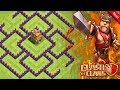 Download Clash of Clans - Novo layout para CV7 anti estrelas 2018 Video