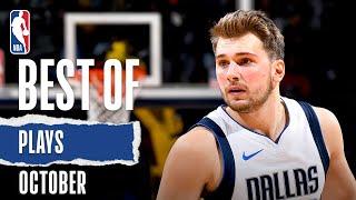 Download NBA's Best Plays | October 2019-20 NBA Season Video