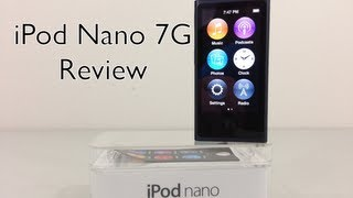 Download iPod Nano 7th Generation Review Video