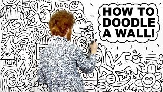 Download How To Doodle A Wall Video