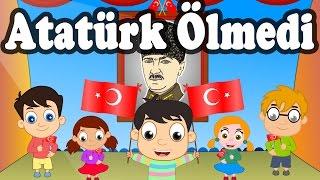 Download Atatürk Ölmedi | Çizgi Film Bebek Şarkıları | Balon TV Video