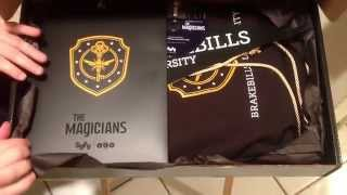 Download Syfy Swag Unboxing : The Magicians TV Series Video