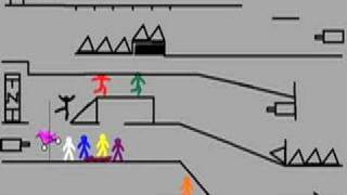 Download Stick Figure Death Maze Video