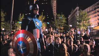 Download The Avengers - Captain America and Iron Man VS Loki | 1080pMovieClips Video
