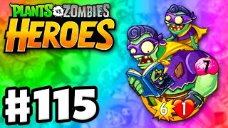 Download Wannabe Hero Legendary! - Plants vs. Zombies: Heroes - Gameplay Walkthrough Part 115 (iOS, Android) Video
