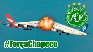 Download FORÇA CHAPECOENSE | Los PEORES ACCIDENTES AÉREOS del MUNDO de FÚTBOL Video