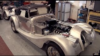 Download Morgan Motor Company: The Most Honest Car Factory in the World - /DRIVEN Video