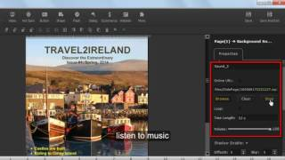 Download How to Publish a Magazine with Music and Video in FlipHTML5 Video