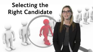 Download The recruitment process Video