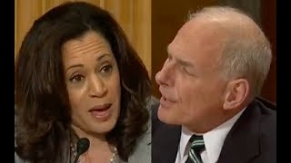 Download John Kelly Gets Pissed When Kamala Harris Interrupts Him 3 Times! ″LET ME FINISH ONCE!″ Video