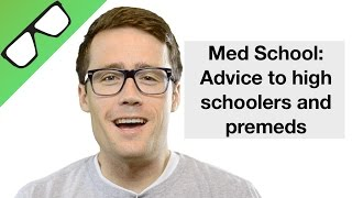 Download Med School: My Advice to High School and Premed students Video