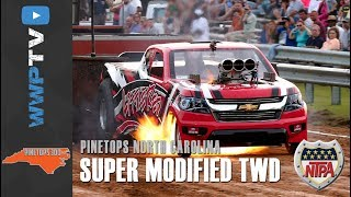 Download 6200 Super Modified TWD pulling at Pinetops May 20 2017 Video