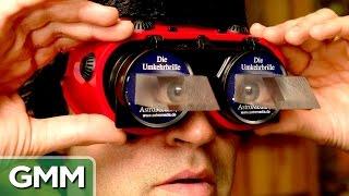 Download Upside Down Glasses Challenge Video