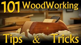 Download 101 Woodworking Tips & Tricks Video