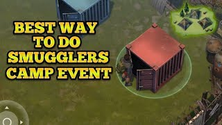 Download BEST WAY TO COMPLETE SMUGGLERS EVENT | LAST DAY ON EARTH : SURVIVAL Video