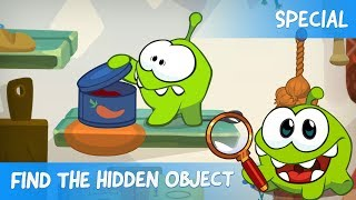 Download Find the Hidden Object Ep. 15 - Om Nom Stories: Sweet Recipe Video