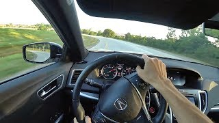 Download 2018 Acura TLX A-Spec SH-AWD - POV First Impressions (Binaural Audio) Video