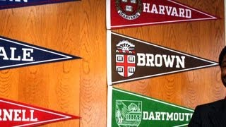 Download New York student accepted into every Ivy League school Video