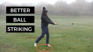 Download HOW TO STOP HITTING THE GROUND BEHIND THE GOLF BALL Video