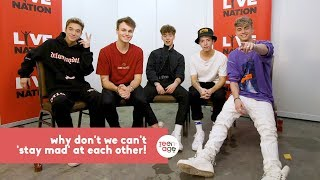 Download Jonah And Zach Get Mad At Why Don't We For 5 Mins | TEENAGE Video
