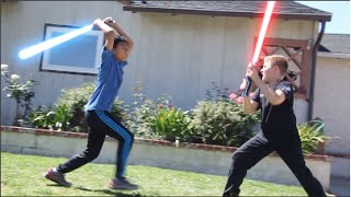 Download REVENGE OF THE KIDS - How Kids Play Star Wars (Parody) Video