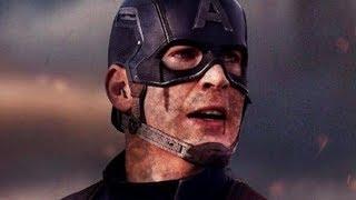 Download The Disturbing Captain America Endgame Scene They Cut Video
