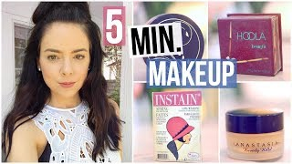 Download My 5 Minute Makeup Routine! Video