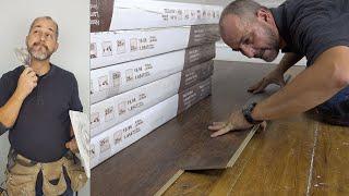 Download DIY Laminate or Vinyl Flooring A to Z Video