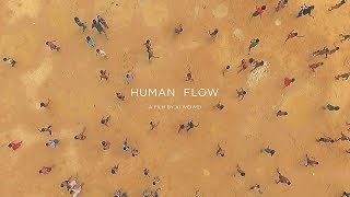 """Download """"Human Flow"""": World-Renowned Artist & Activist Ai Weiwei on His Epic New Documentary on Refugees Video"""