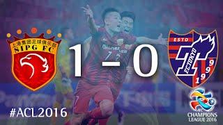Download Shanghai SIPG vs FC Tokyo: AFC Champions League (RD16 - 2nd Leg) Video