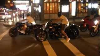 Download Sydney Biker Gang Video