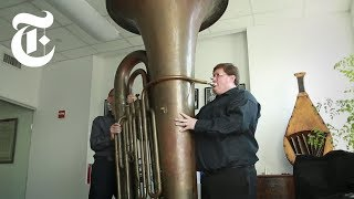 Download Playing a Titanic Tuba | The New York Times Video