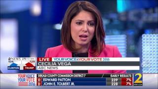 Download ABC News Election Night 2016 Coverage - 9pm Hour (Hillary R. Clinton vs. Donald J. Trump) Video