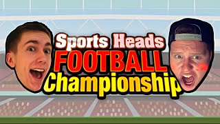 Download BOBBLE HEAD FOOTBALL?! (Sports Head Football With Simon) Video