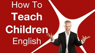 Download How To Teach Children English Video