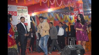 Download Myagdi festival–2074 Rabi karki Vs Jyoti magar Live Dohari /ज्योतीले रबिलाई ट्वाईलेट जाउ भनेपछि Video
