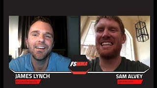 Download Sam Alvey Talks UFC Orlando, Move Up To 205lbs For This Fight & Disney World Video